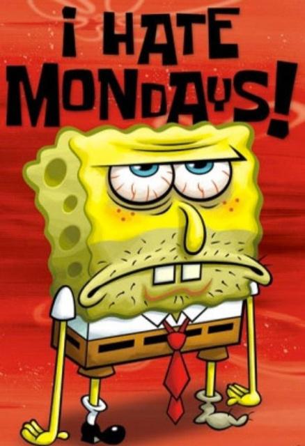 Снова понедельник(