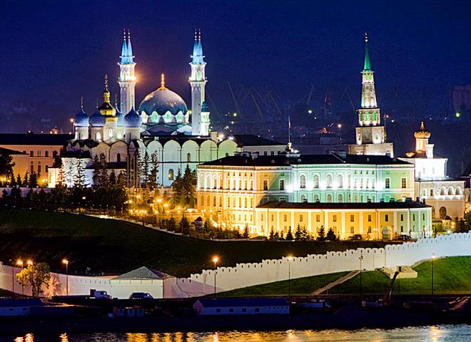 Высотная Казань: Башня Сююмбике и Кул-Шариф
