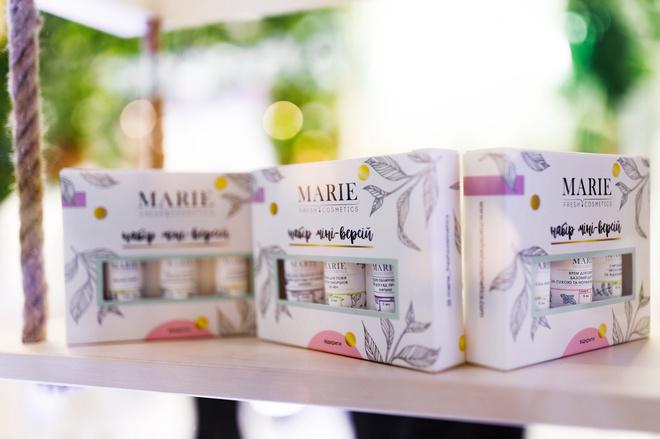 Marie Fresh Cosmetics