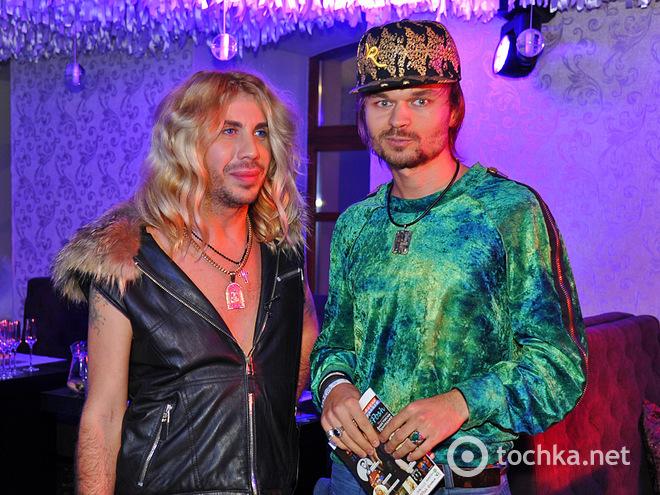 Сергей Паступ и Санатан