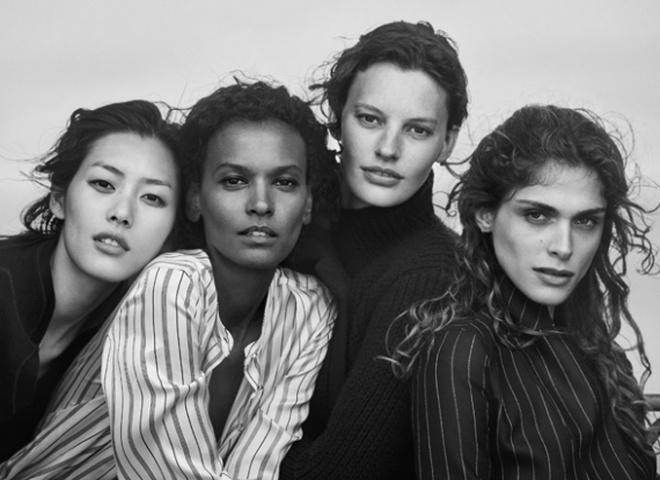 Рекламна кампанія Giorgio Armani - одяг йде на другий план