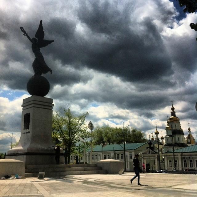 Украина в Instagram