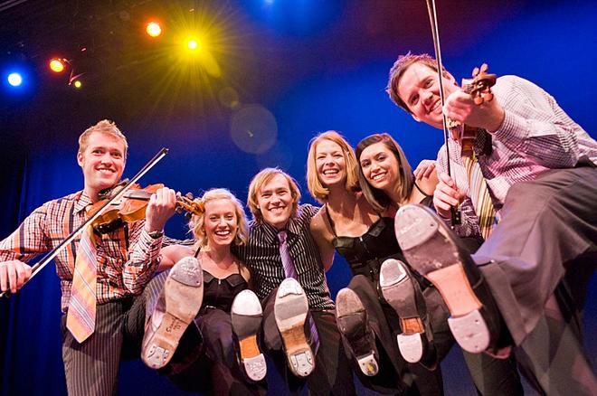 Фестивали января: Международный фестиваль «Кельтские связи», Глазго