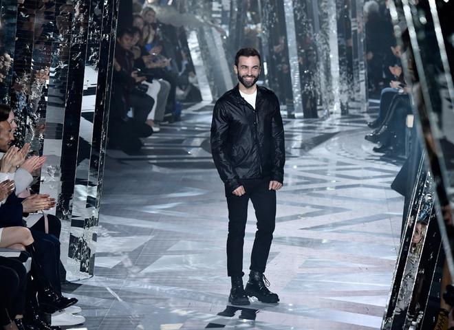 Ніколя Гескьер йде з Louis Vuitton