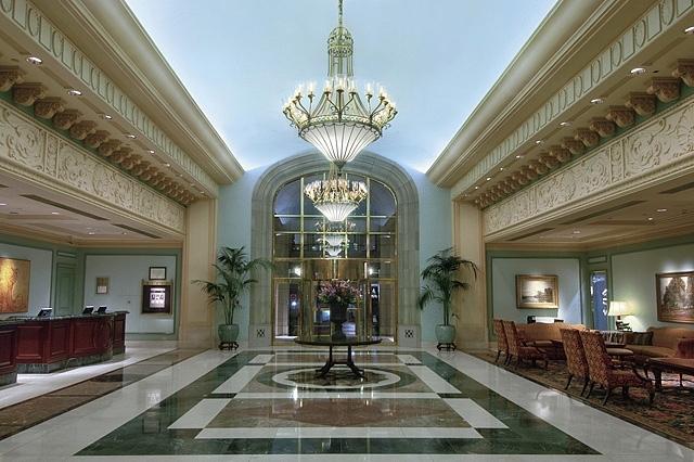 ТОП гостиниц с привидениями: Fairmont Hotels & Restorts, Vancover, B.C.