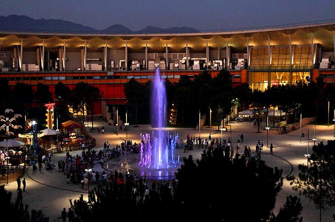 5 удивительных шопинг-центров мира: Vulcano Buono