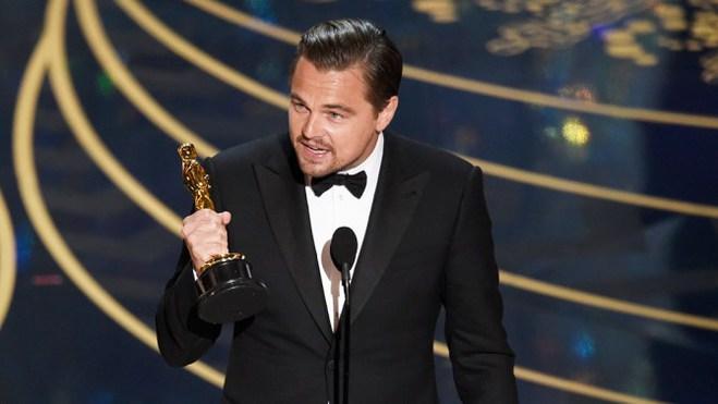 Оскар 2016: Леонардо ДіКапріо