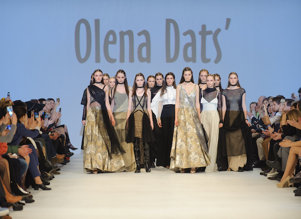 UFW AW 16/17: Olena DATS