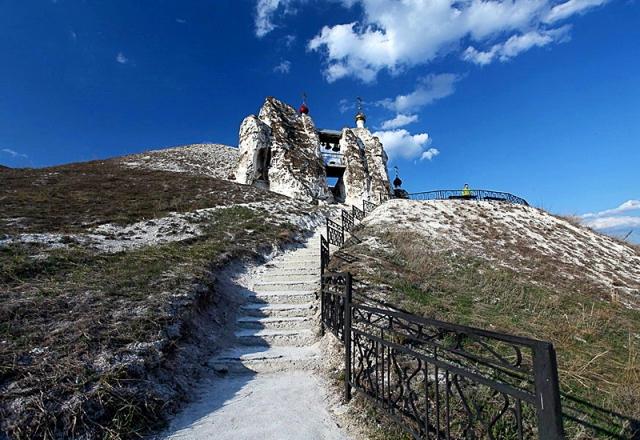 Монастирі в Воронезької області: Свято-Спаський монастир
