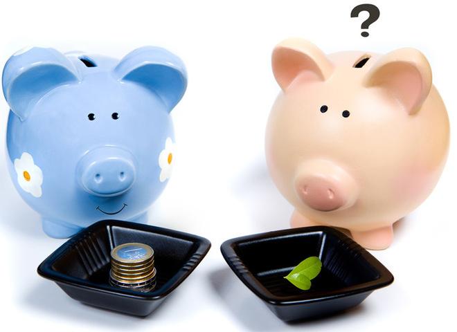 Багаті і бідні: хто як мислить?