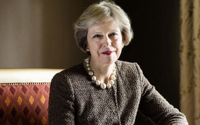 Прем'єр-міністр Великобританії Тереза Мей знялася для американської версії Vogue