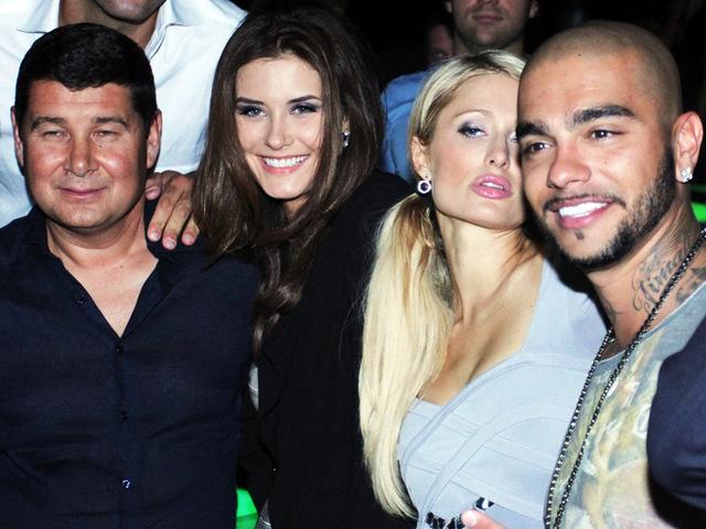 Мисс Украина 2011, After party