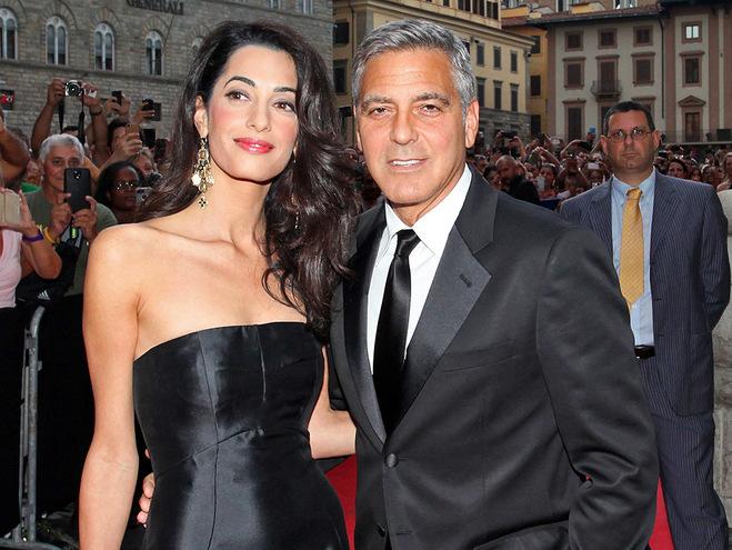 Джордж Клуні і Амаль Аламуддін на грані розлучення - glamurchik.tochka.net