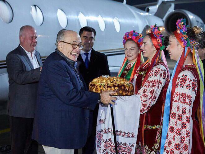 Советник Дональда Трампа приехал в Харьков