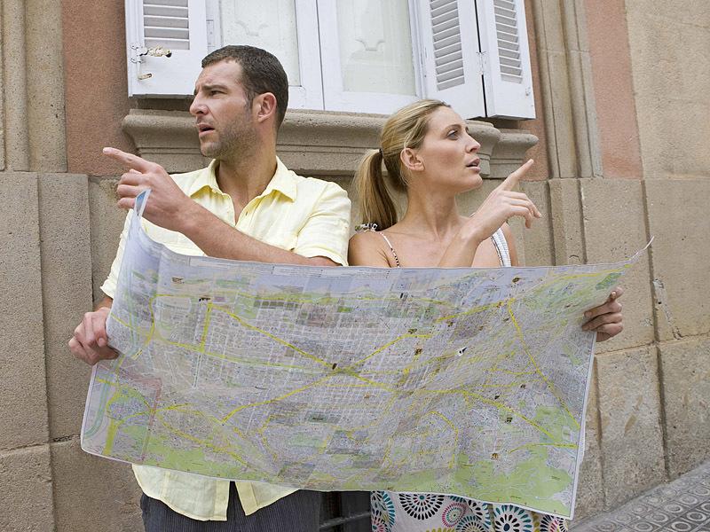 Частые в наиболее местности незнакомой туристов фразы