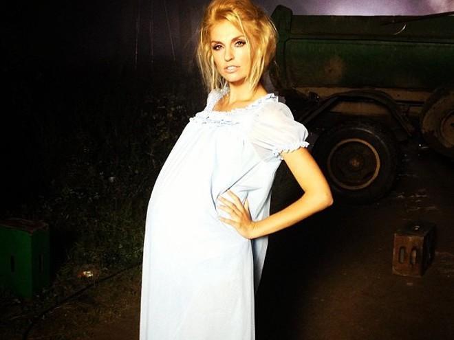 Саша савельева беременная 2016