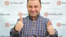Віктор Павлик в гостях у tochka.net