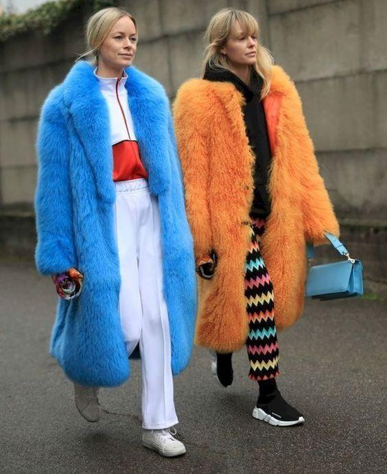 Верхній одяг на зиму 2020