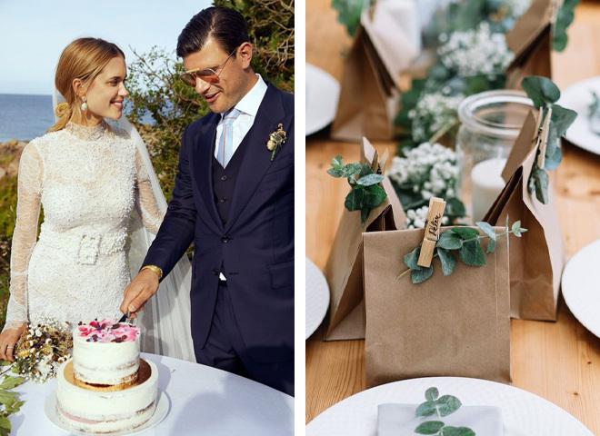 Самые главные модные тенденции свадеб 2021