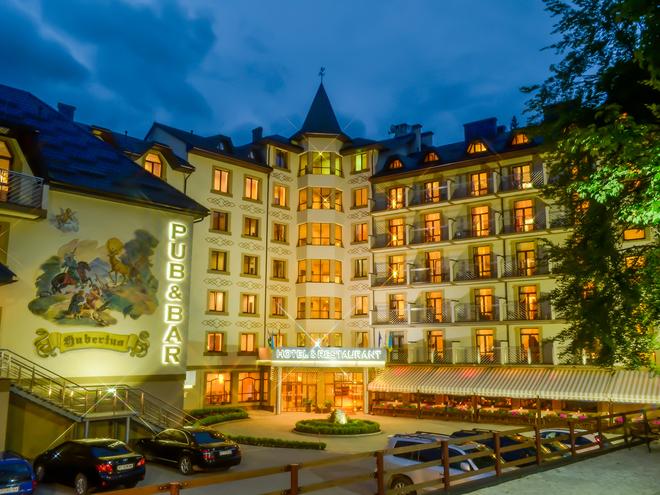 Романтик Спа Отель