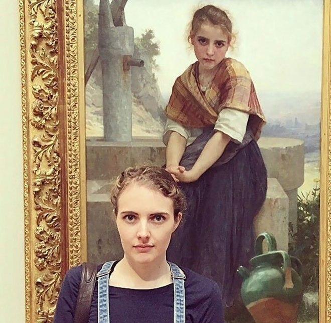"""""""Двойники"""" среди искусства"""