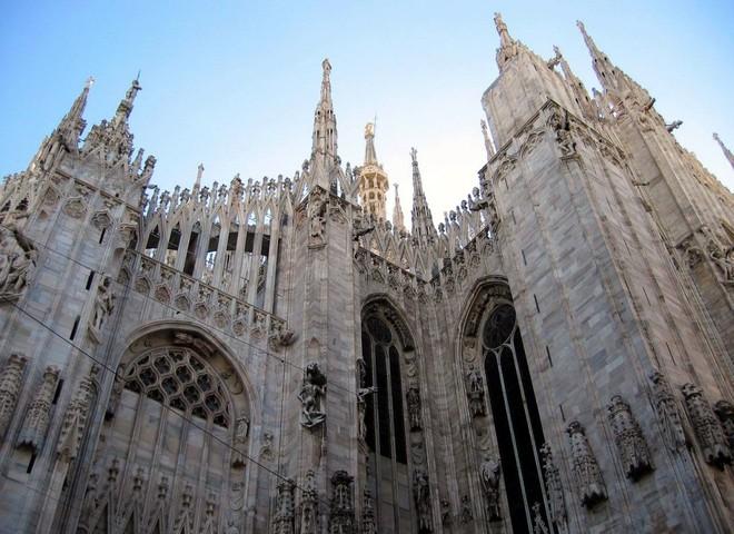 Милан: отпуск, отдых, шопинг