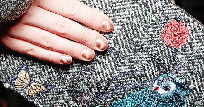 Модный дизайн ногтей осень 2016 (фото)
