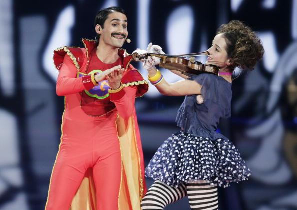 Напередодні Євробачення: 7 самих трешових образів на пісенному конкурсі