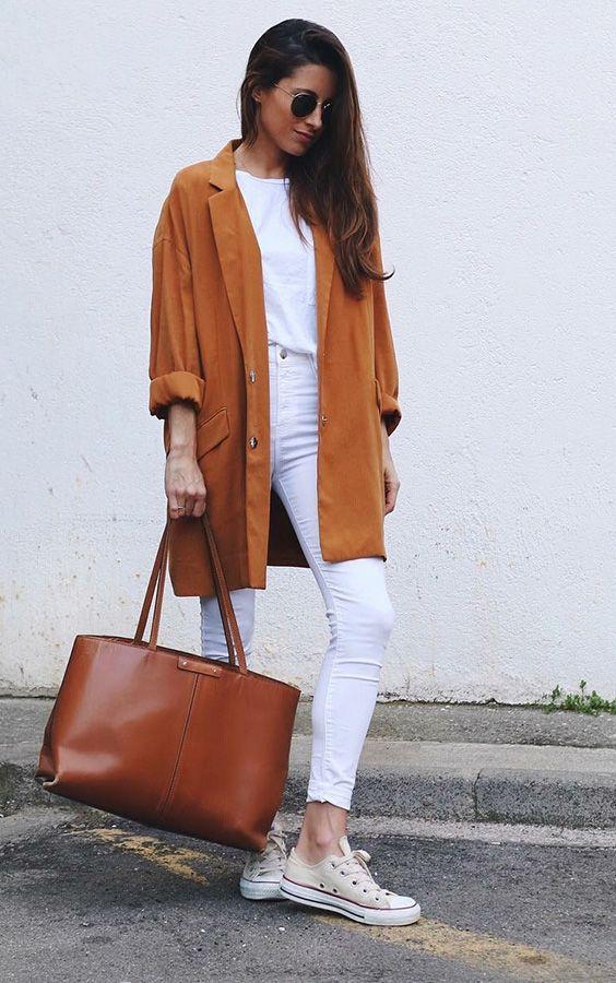 10 способов носить терракотовый цвет