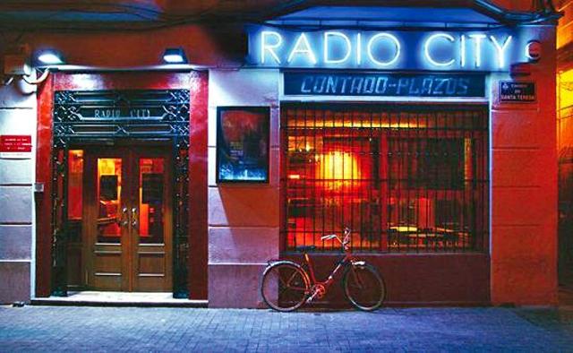 Цікаві місця Валенсії: Radio City