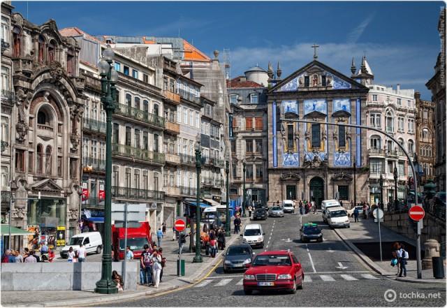 Достопримечательности Португалии: уникальная плитка азулежу