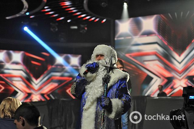 Финал Х-фактор 3, 29.12.2012