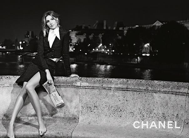 Chanel рекламная кампания