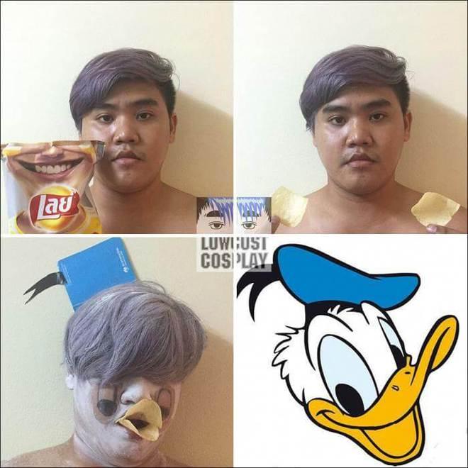 Тайский парень Anucha Saengchart - мастер косплея