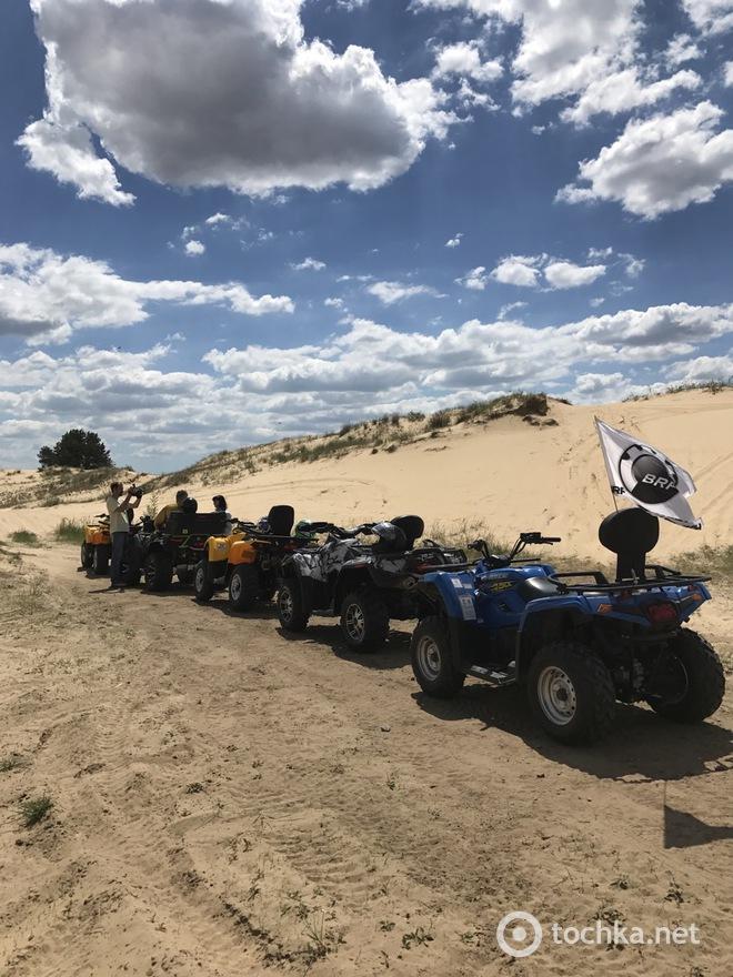 Олешковские пески: экскурсия по самой крупной пустыне в Европе