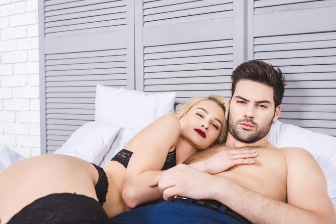 5 причин, по которым тебе не нравится секс с любым партнером