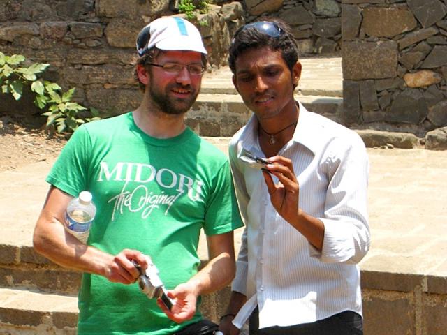 Разводы туристов в Индии: развод «лучший друг»