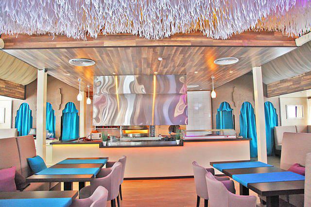 Ані Лорак і Мурат Налкакіоглу відкрили ресторан