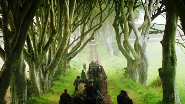 """Куда отправиться в путешествие, чтобы побывать в """"Игре престолов""""?"""