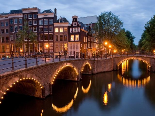 Парад каналов, Амстердам