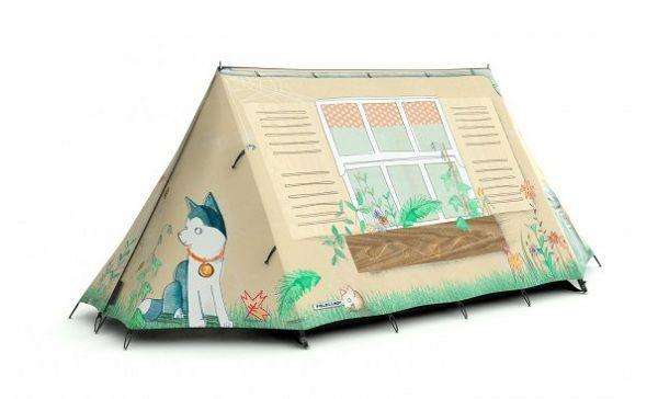 Позитивные чудо-палатки