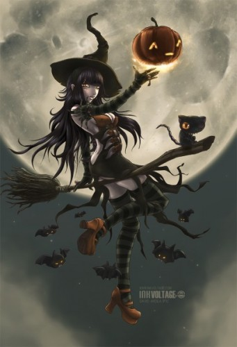 Скоро Хэллоуин