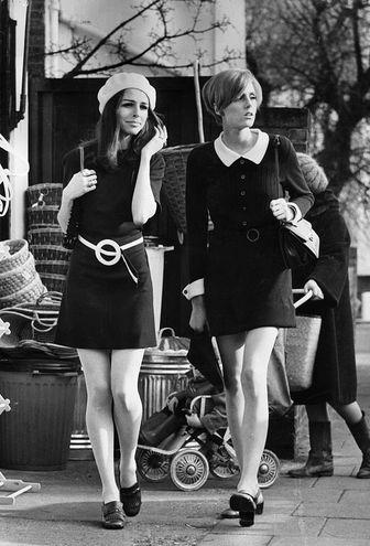 60-е мода