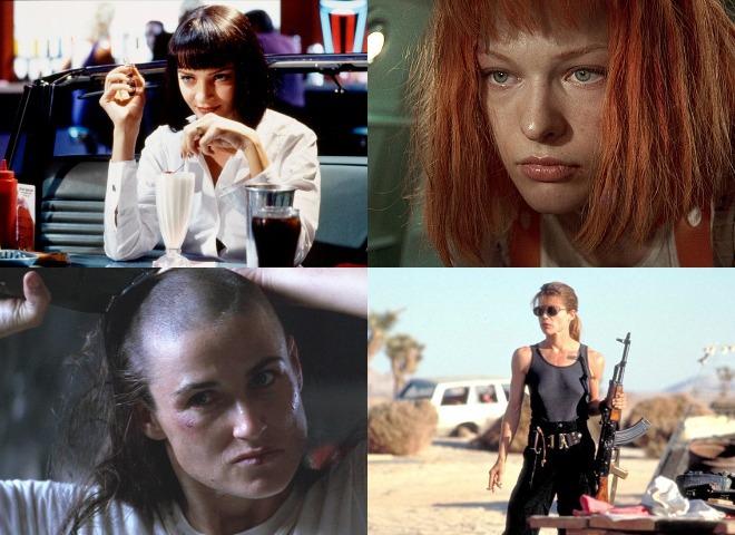 Помнишь ли ты имена крутых героинь кино 90-х?