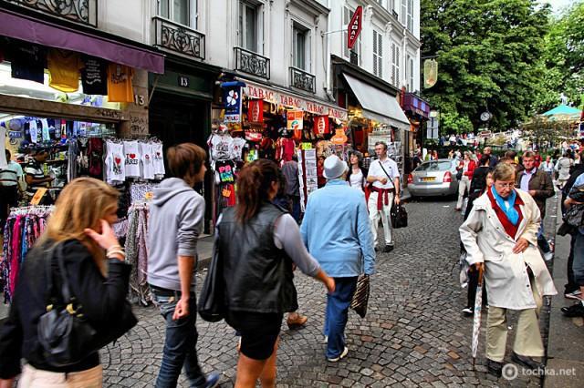 Куди поїхати на шопінг: Франція