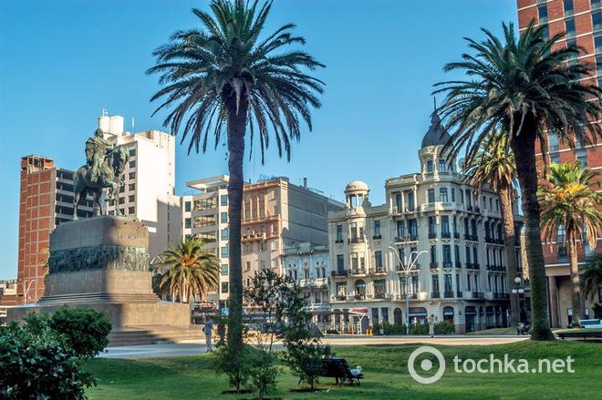 Страна, где все наоборот: Уругвай