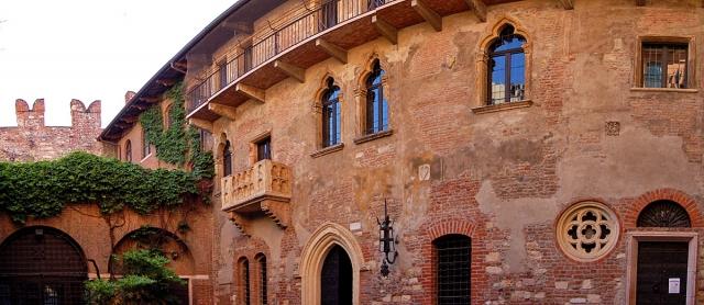 Дом Джульетты, Верона