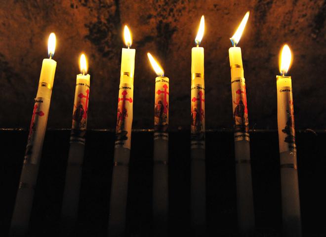 Зішестя Благодатного вогню