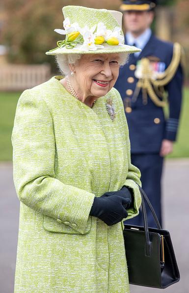 Королева Великобританії Єлизавета II на святкування сторіччя RAAF