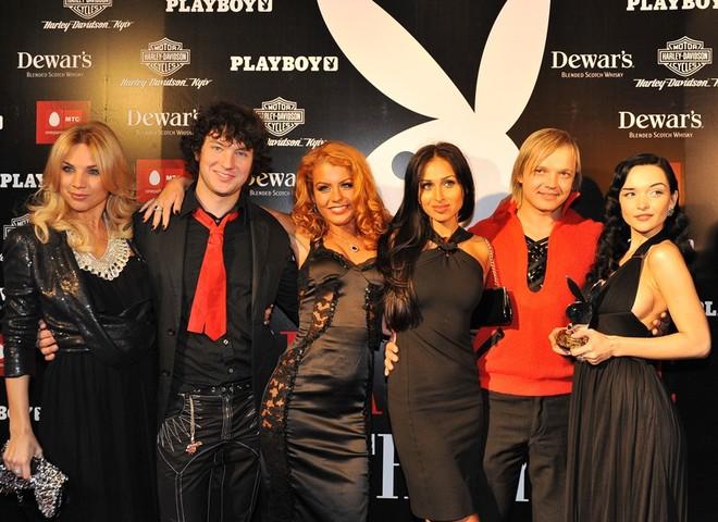 Playboy устроил шоу для лучшей модели
